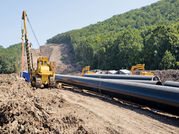 Oil and Gas Pipeline Transportation Project in Italy