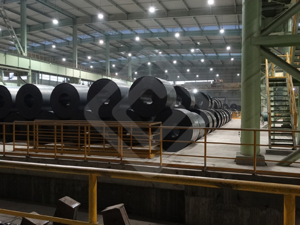 AGICO steel material storage