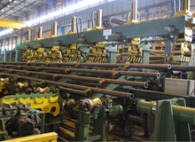seamless pipe workshop